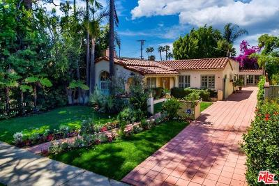 Single Family Home For Sale: 10645 Blythe Avenue