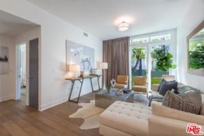 Pasadena Condo/Townhouse For Sale: 125 Hurlbut Street #112