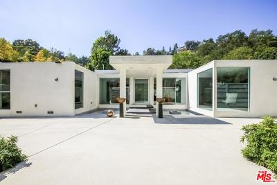 Los Angeles Single Family Home For Sale: 1259 Roscomare Road