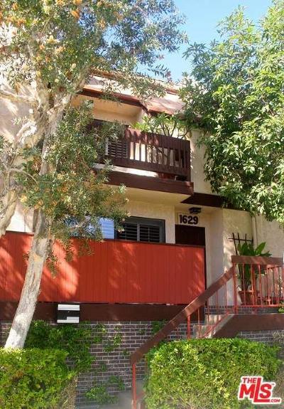 Rental For Rent: 1629 Idaho Avenue