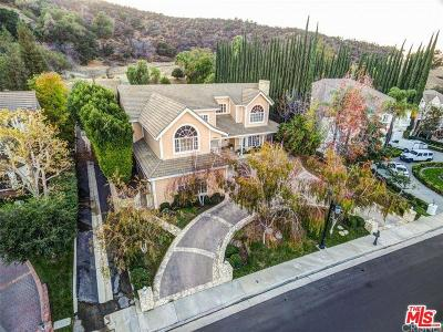 Woodland Hills Single Family Home For Sale: 4645 Westchester Drive