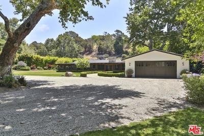 Malibu Single Family Home For Sale: 6172 Bonsall Drive