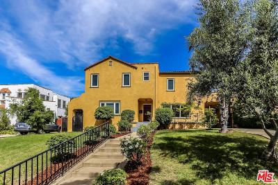 Single Family Home For Sale: 1246 South Windsor