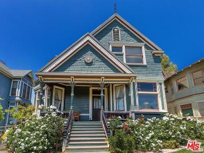 Single Family Home For Sale: 1407 Carroll Avenue