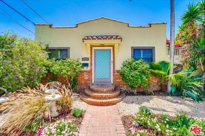 Los Angeles Single Family Home For Sale: 3150 Gracia Street