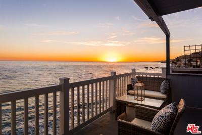 Malibu Single Family Home For Sale: 20054 Pacific Coast Highway