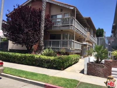 Los Angeles Condo/Townhouse For Sale: 11826 Kiowa Avenue #203