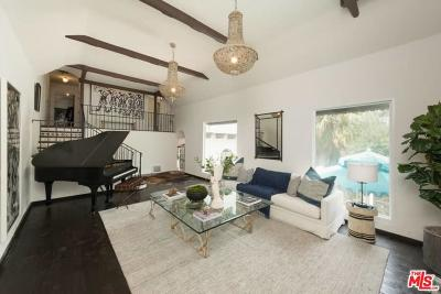 Los Angeles Single Family Home For Sale: 5728 Cazaux Drive