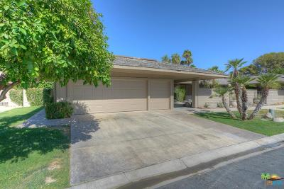 Rancho Mirage Single Family Home For Sale: 12 Cornell Drive