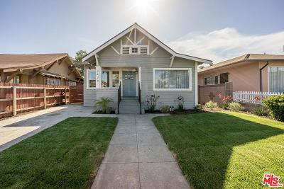 Los Angeles Single Family Home For Sale: 3429 2nd Avenue
