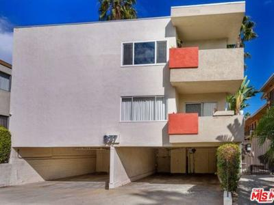 Santa Monica Condo/Townhouse For Sale: 937 5th Street #5