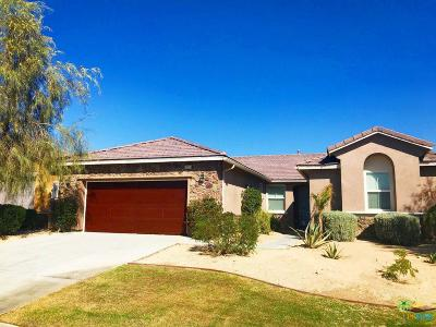 Desert Hot Springs Single Family Home For Sale: 65334 Osprey Lane