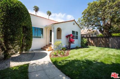 Venice Single Family Home For Sale: 905 Lucille Avenue