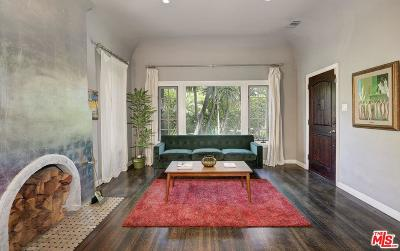 Los Angeles Single Family Home For Sale: 629 North Crescent Heights Boulevard