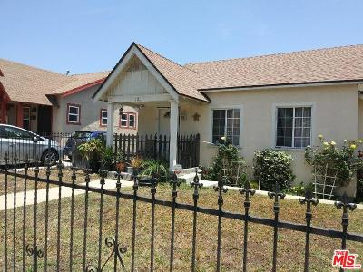 Inglewood Residential Income For Sale: 1218 North Park Avenue