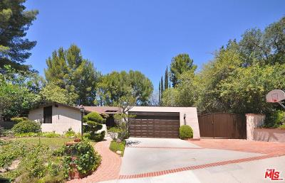 Tarzana Single Family Home For Sale: 4221 Gayle Drive