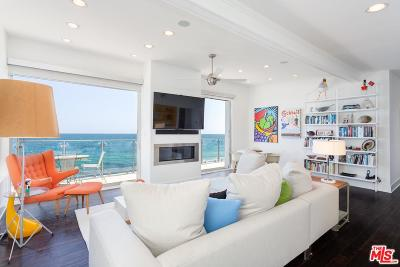 Malibu Single Family Home For Sale: 20152 Pacific Coast Highway