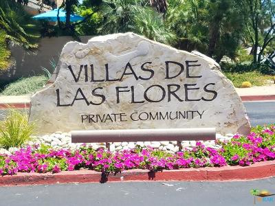 Palm Springs Condo/Townhouse For Sale: 5772 Los Coyotes Drive