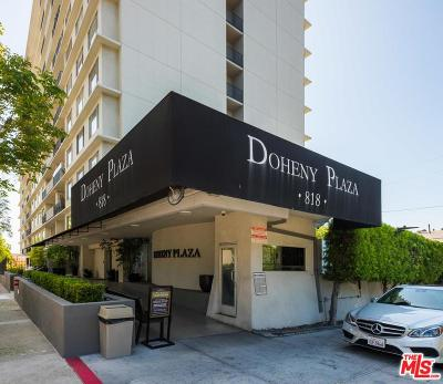 West Hollywood Condo/Townhouse For Sale: 818 North Doheny Drive #707