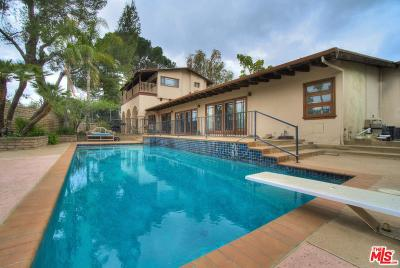 Encino Single Family Home For Sale: 4138 Regal Oak Drive