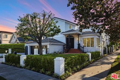 Beverly Hills CA Single Family Home For Sale: $4,795,000
