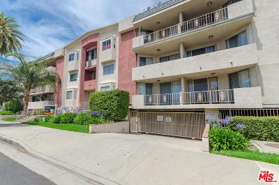 Sherman Oaks Condo/Townhouse For Sale: 4705 Kester Avenue #107