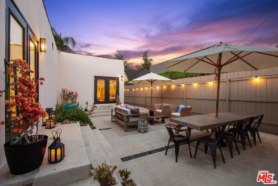 Los Angeles CA Single Family Home For Sale: $1,850,000