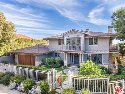 Malibu Single Family Home For Sale: 31544 Broad Beach Road