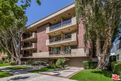 Beverly Hills Condo/Townhouse For Sale: 455 South Bedford Drive #4