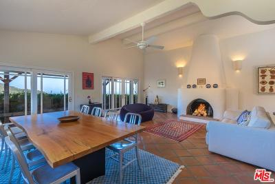 Malibu Single Family Home For Sale: 540 Schueren Road