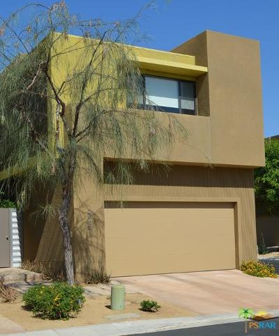 Palm Springs Single Family Home For Sale: 2563 Cheryl Lane