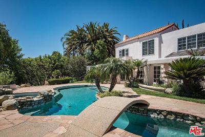 Calabasas CA Single Family Home For Sale: $2,099,000