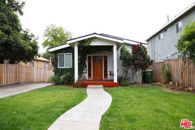 Single Family Home For Sale: 2150 Kent Street