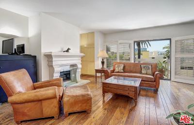 Santa Monica Condo/Townhouse For Sale: 801 Ocean Avenue #506