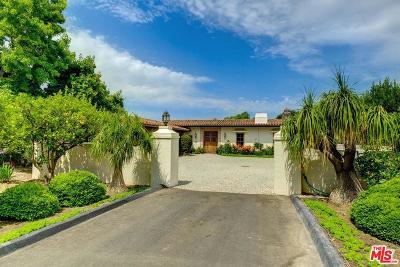 Camarillo Single Family Home For Sale: 250 Valley Vista Drive