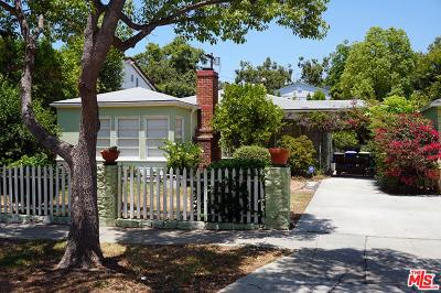 Studio City Single Family Home For Sale: 12213 Hillslope Street