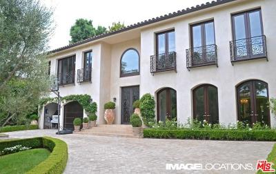 Beverly Hills Rental For Rent: 623 North Alta Drive