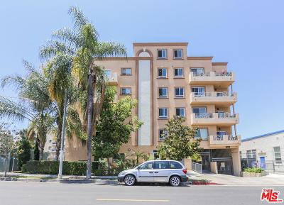 Los Angeles Condo/Townhouse For Sale: 1037 Fedora Street #302