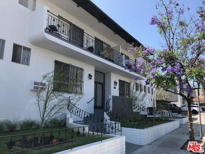 West Hollywood Residential Income For Sale: 1031 North Curson Avenue