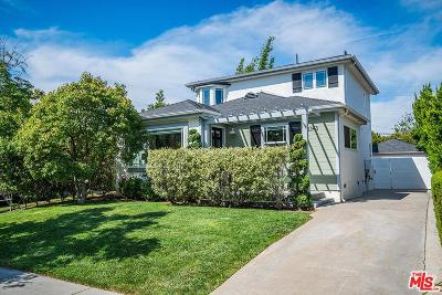 Santa Monica Single Family Home For Sale: 2343 31st Street