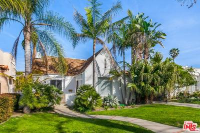 Beverly Hills Single Family Home For Sale: 316 South Oakhurst Drive
