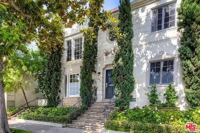 Beverly Hills Condo/Townhouse For Sale: 361 South Doheny Drive
