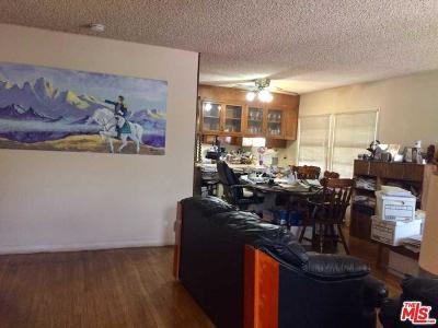 Burbank Single Family Home For Sale: 1709 North Buena Vista Street