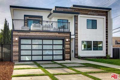 Single Family Home For Sale: 3017 Kelton Avenue