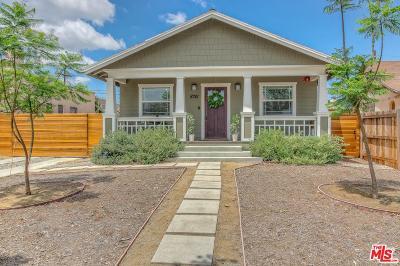 Los Angeles Single Family Home For Sale: 8741 Dalton Avenue