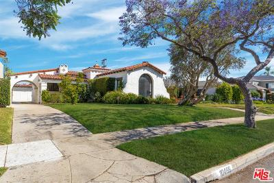 Single Family Home For Sale: 10466 Wilkins Avenue
