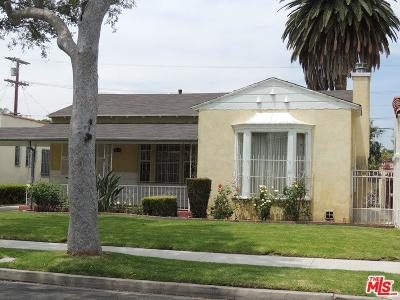 Los Angeles CA Single Family Home For Sale: $715,000