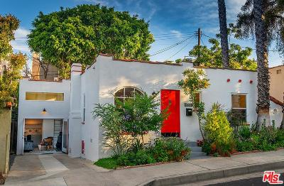 West Hollywood Single Family Home For Sale: 8834 Betty Way
