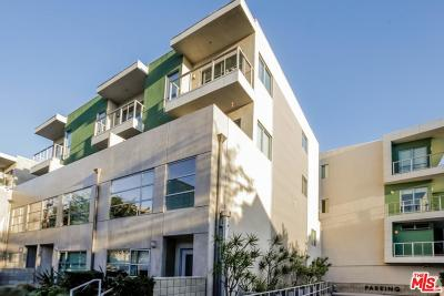 Los Angeles Condo/Townhouse For Sale: 11500 Tennessee Avenue #129