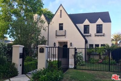 Beverly Hills Rental For Rent: 200 South Roxbury Drive